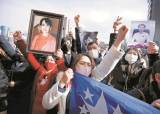 미얀마 쿠데타, 75세 아웅산 수지 구금