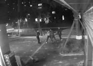 경비원 폭행한 중국인, 체포 않고 호텔 데려다준 '황당 경찰'