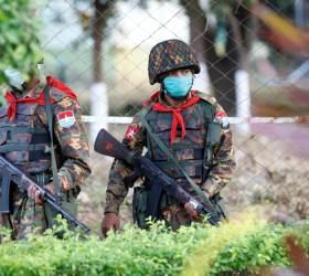 <!HS>페이스북<!HE>, '쿠데타 발표' 미얀마 군부 운영 TV계정 삭제