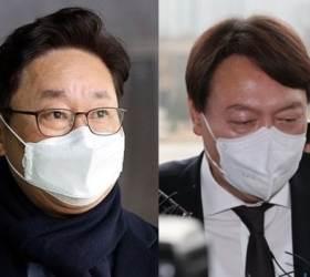 박범계‧윤석열 인사 협의 속도…이성윤 교체가 검찰개혁 후퇴?