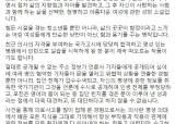 """조민 '제인 에어' 빗댄 진혜원 """"1년 린치에도 당당히 합격"""""""