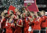 '2013년 영광을 한 번 더' 클럽 월드컵 나서는 뮌헨 출사표