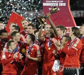 '2013년 영광을 한 번 더' 클럽 <!HS>월드컵<!HE> 나서는 뮌헨 출사표