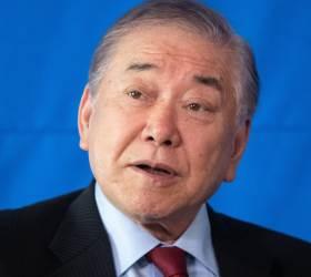 """문정인 """"바이든, 북한 담당 고위급 정책 조정관 선임해야"""""""