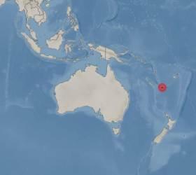 남태평양 뉴칼레도니아서 규모 7.9 <!HS>지진<!HE>…호주 쓰나미 경보