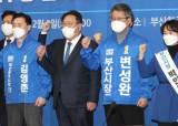 대체 박영선이야 나경원이야…서울·부산 지지 춤추는 이유