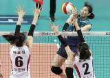 GS캍텍스, KGC에 3-0 승리… 선두 흥국생명 추격