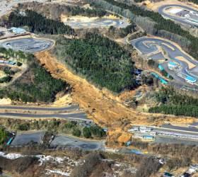 [사진] 대<!HS>지진<!HE> 10년 후쿠시마 또 강진