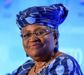 <!HS>WTO<!HE>, 새 사무총장에 나이지리아 출신 오콘조이웨알라 선출