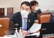 """김용민, 법원행정처장에 """"인턴 관련 판결, 여러 비판 있다"""""""