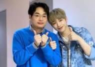 """박영진, 강다니엘→선미와 '라디오스타' 인증샷 """"즐거웠어요"""""""
