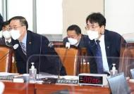 """선관위 사무총장 """"재난지원금 발표는 선거법 적용 못해"""""""
