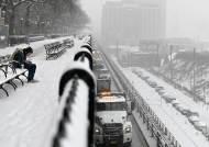 남부 강타한 美 겨울 폭풍 북동지역으로 이동, 1억명이 영향권에