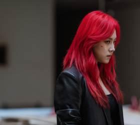 """'루카'서 눈에 띄는 빨간머리…""""아이돌이라 몸 쓰는 건 자신"""""""