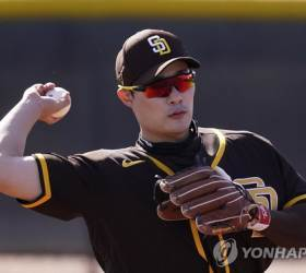 김하성, <!HS>MLB<!HE> 주전 경쟁 본격화…시범경기 1일 개막