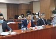 """中 """"한중 FTA 협상 진전"""" 일방적 발표…한미 정상회담 견제"""