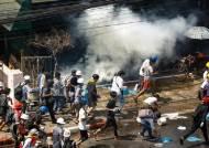 """국내 미얀마인들의 절규…""""민주주의 모범국 한국,도와달라"""""""