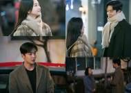'선배, 그 립스틱' 원진아-로운, 母 이지현에 연애 발각되나 '긴장'