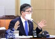 """변창흠의 유체이탈···LH직원 투기 의혹 터진날 """"청렴하라"""""""