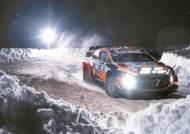 [사진] 현대차, 핀란드 북극랠리 우승