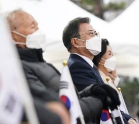 """日 '새로운 제안' 요구하는데, 정부 """"일본이 호응할 차례"""""""
