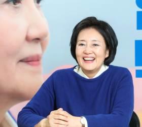 """박영선 """"내 공약 아프니 野 공격…청년에 5000만원 출발자산"""""""