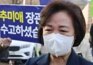 """""""日 검수완박? 일드가 팩트냐"""" 법조계가 꼬집은 추미애 헛다리"""