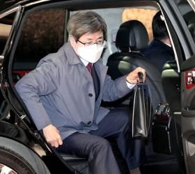 <!HS>김명수<!HE>, 전국법원장회의 참석…'거짓해명 논란' 입장 낼까