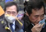 이낙연 얼굴에 달걀 맞았다…민심 탐방 간 춘천 시장서 봉변 [영상]