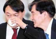 """""""'검찰당' 출신 대권후보, 세 명 됐네""""…조국, 연일 尹때리기"""
