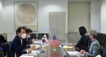 """[속보] 외교부 """"한미 방위비 분담금 협상서 원칙적 합의"""""""