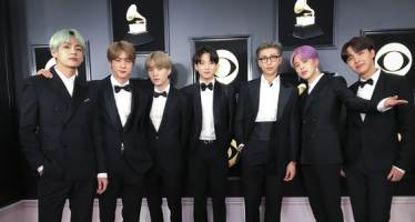 '그래미 후보' BTS, 시상식서 공연도 한다…한국 가수 최초