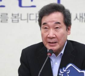 """대선 나서는 이낙연에 """"지지율 1위 윤석열 어떤가"""" 묻자···"""