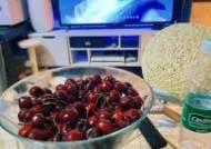 코로나발 '체리 자유' 얻은 中청년들…3kg 폭식해 병원행도