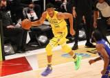 '그리스 괴인' 아데토쿤보, NBA 올스타전 접수