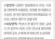 검찰총장추천위원장에 박상기…'차규근 불구속' 탄원서 논란