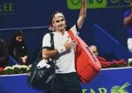'돌아온 테니스 황제' 페더러, 두 번째 경기서 패배