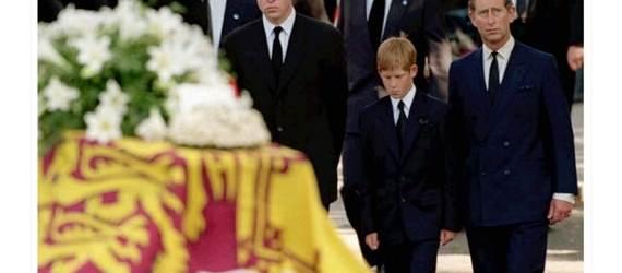 엄마의 비극 피하고 싶었다, 해리가 여왕에게 한 '뼈아픈 복수'