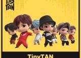 시디넛과 상상과상상, 방탄소년단 캐릭터 활용한 '타이니탄 패션 마스크' 국내외 동시 유통
