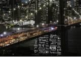 코로나가 앗아간 그리운 그들…美브루클린 다리에 한글 떴다