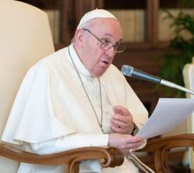 "<!HS>교황<!HE> ""미얀마 거리에 무릎 꿇고 호소한다…폭력 멈춰 달라"""