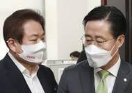 """국민의힘 """"안철수, 협상팀과 결 달라···보여주기식 의구심"""""""