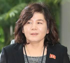 """최선희 """"적대시 정책 철회 안 하면 북·미접촉도 없다"""""""