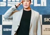 [포토] 최영재 '육군대위 출신입니다'
