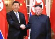 """[속보] 김정은, 시진핑에 구두 친서 보내…""""전략적 의사소통 강화"""""""