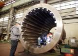 [사진] 두산중공업, 사용후핵연료 용기 수출