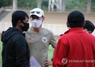 신태용 감독, 지병 치료위해 한국행