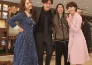 """장성규, '펜하2' 카메오 인증샷 """"선배 배우들과 마지막 녹화"""""""