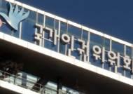 """인권위, 대북전단금지법 진정 각하…""""조사대상 아니다"""""""