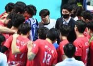봄배구 티켓 놓친 한국전력, 행운 붙잡은 OK금융그룹